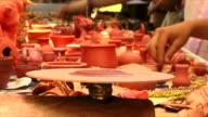 Pottery Wheel video