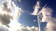 Power Generating Wind Turbines video