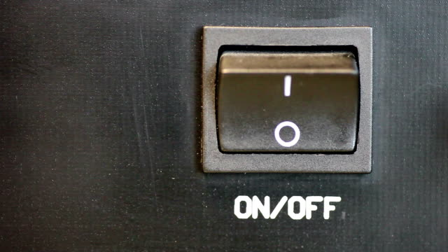Power On/Off Switch video