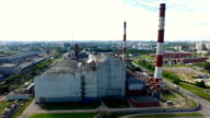 Power Plant Electric Fossil Fuel video