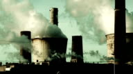 Power Plant - pollution video