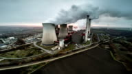 AERIAL : Power Plant video