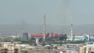Power Plants In Ulaanbaatar, Mongolia video