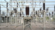 Power station for making electric energy video