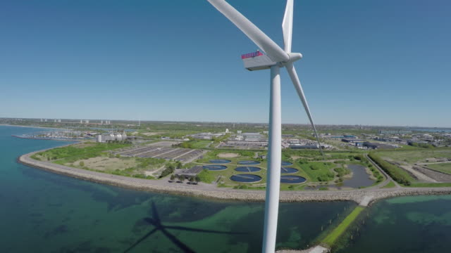 Power windmill video