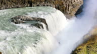 Powerful waterfalls video