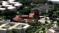 Praça de Serviços, Belo Horizonte - Aerial View - Minas Gerais, Belo Horizonte, Brazil video