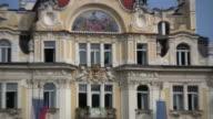 (HD1080i) Prague Architecture video