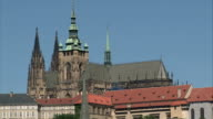 Prague castle ponarama video