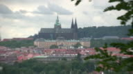 HD: Prague Castle video