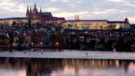 Prague castle video