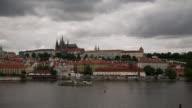 Prague castle video