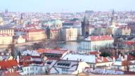 HD: Prague Cityscape video
