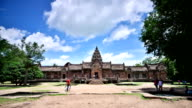 Prasat Hin Phanom Rung Time Lapse video