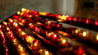 prayer candles video