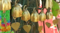 Praying bells – Temple's decoration video