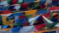 Praying flags video