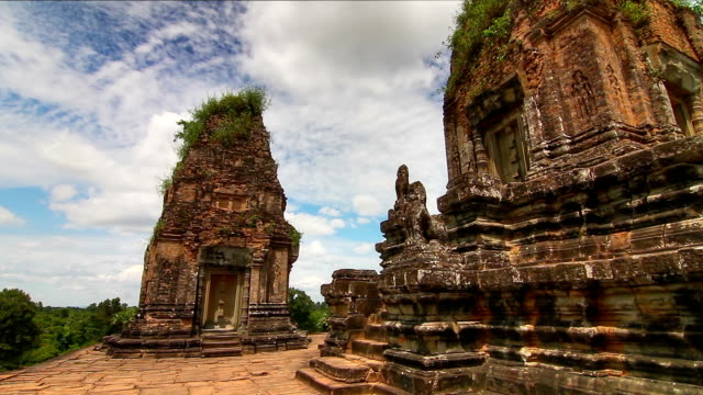 Pre Rup temple time lapse loop video