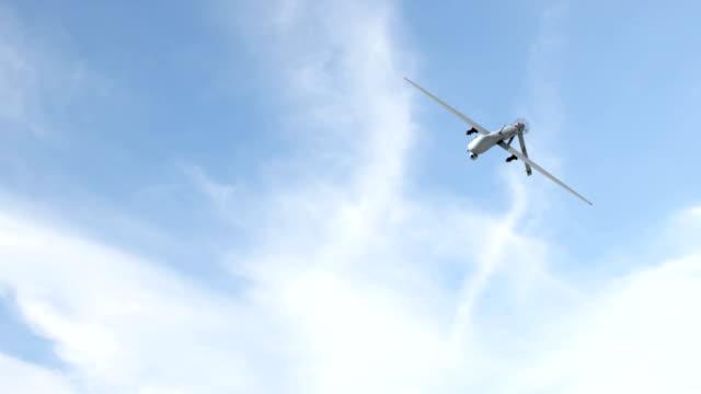 Predator Drone video