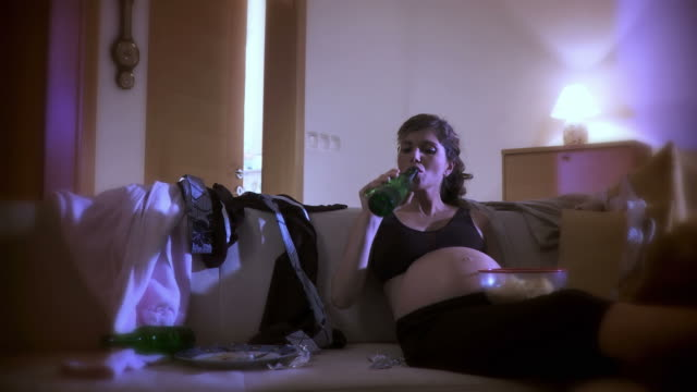 HD DOLLY: Pregnant And Unhealthy video