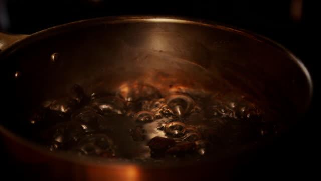 Preparing Cranberry Sauce video