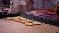 Preparing Easter Cookies video