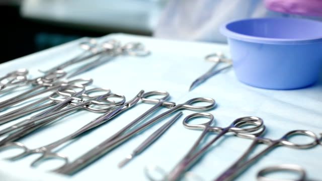 Preparing surgical instruments video