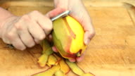 Prepping a Mango (part 2 of 5) video