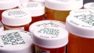 Prescription Bottles video