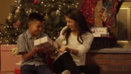 Presents Under the Tree video