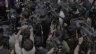Press photographers. video