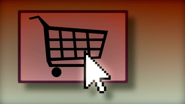 Pressing the shopping cart button video