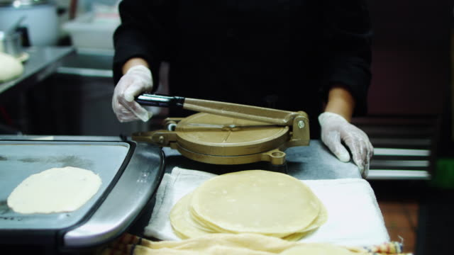 Pressing Tortillas video