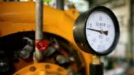 Pressure Gauge, Tilt Shift Lens video