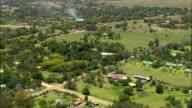 Pretoria - Aerial View - Gauteng,  City of Tshwane Metropolitan Municipality,  City of Tshwane,  South Africa video