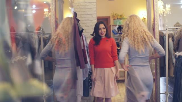 Pretty Shoppers video