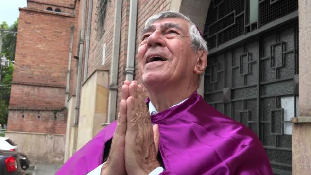 Priest Speaking to God video