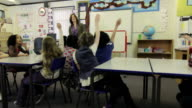 DOLLY: Primary school classroom video