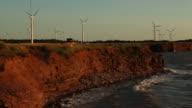 Prince Edward Island Wind Turbines video