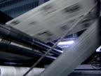 Printing house. video