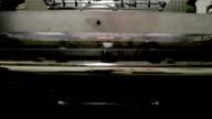 Printing Production Line - Silk Screen video