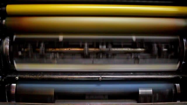 Printing video