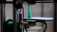Printing with 3D Printer video