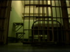 Prison Cell Door Slams Shut - Sound Effect video