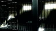 Prison cells. video