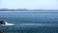Pristine Beach video