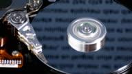 Process inside hard disk drive video