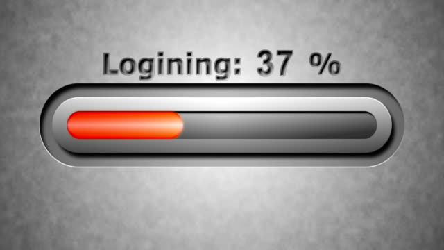 Process of Logining video