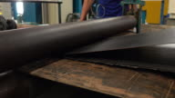 Producing belt form rubber video