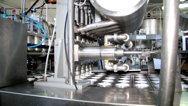 Production of yogurt video